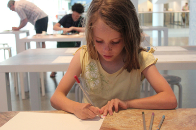 art gallery of south australia, art for kids, school holiday activities, start program, the studio