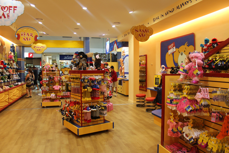 Is There A Build A Bear In Willowbrook Mall