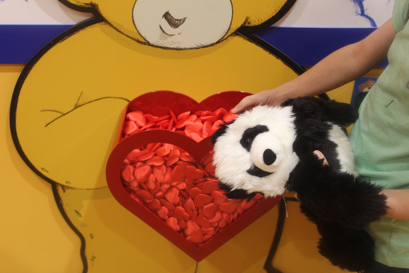 build a bear workshop, build a bear, toy stores, toys made with love  - Build-a-Bear Workshop Westfield Marion