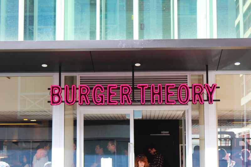 burger theory, burgers, adelaide's best burgers, eating with kids, family meals