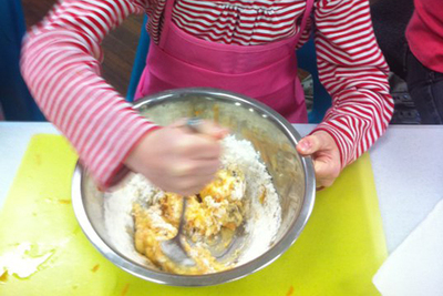 kinderchefs, kids cooking classes, food for kids, healthy eating