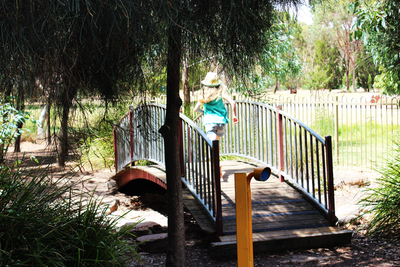 marshmallow playground, adelaide CBD playgrounds, fun for kids, climbing trees