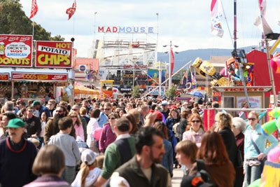 royal adelaide show, september events, kids events, fun things to do in september