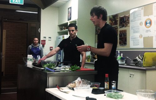 sprout, callum hann, cooking classes, kids cooking classes, masterchef