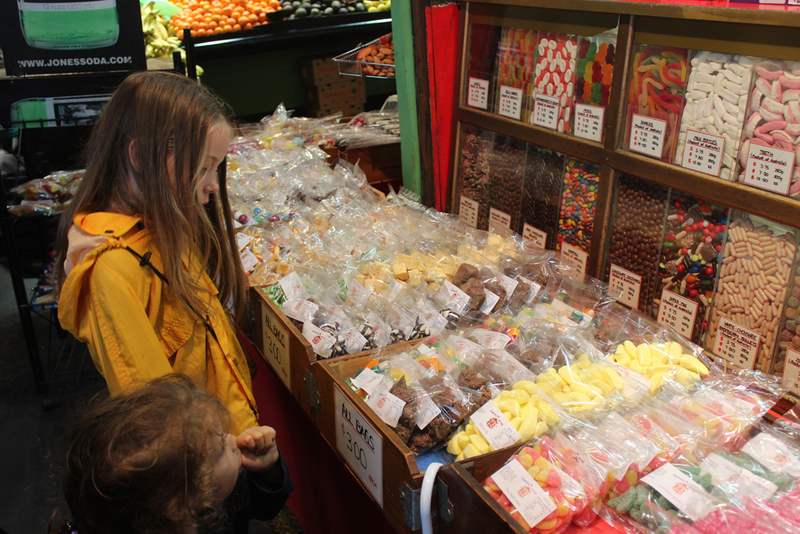 the carousel nut bar, adelaide central market, lolly shops, sweet shops, kids